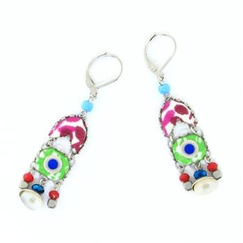 Ayala Bar Mariachi Earrings 117324 Spring 2014
