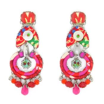 Ayala Bar Frieda Earrings 117326 Spring 2014
