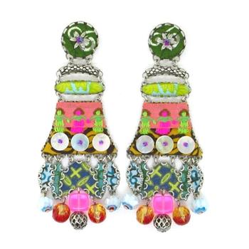 Ayala Bar Tulum Earrings 117341 Spring 2014